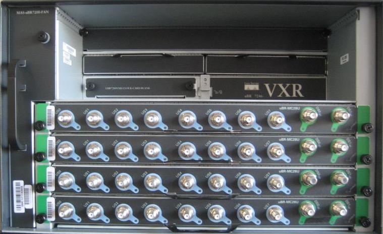 Cisco uBR7246vxr